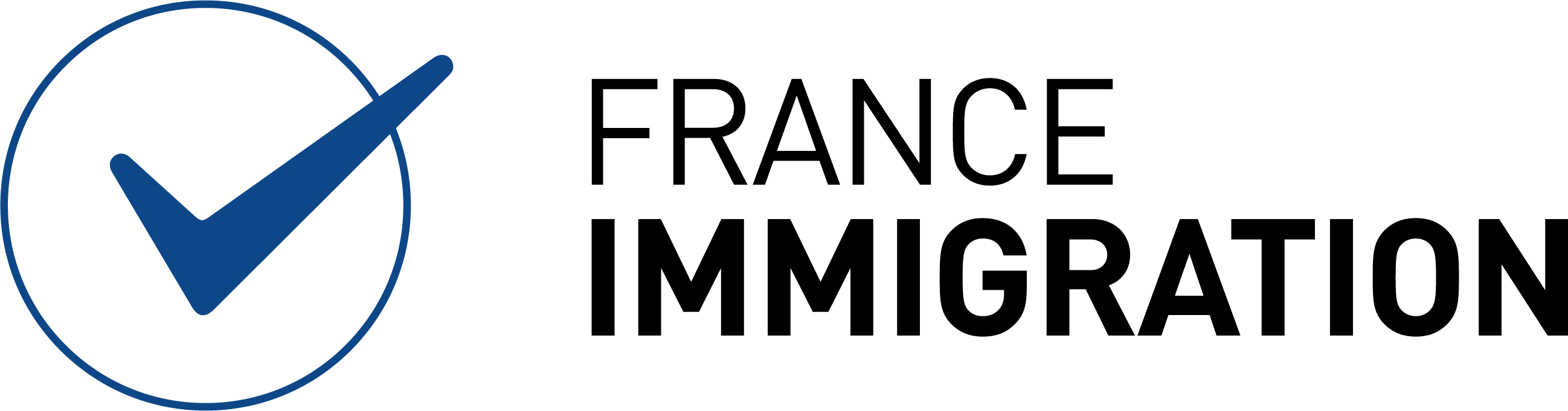 logo france immigration